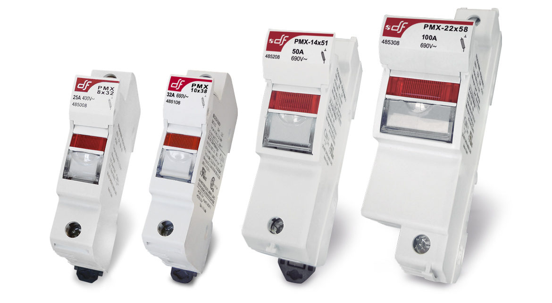 PMX Modular fuse holders